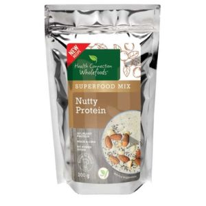 HEALTH CONNECTION WHOLEFOODS Nutty-Protein-200g