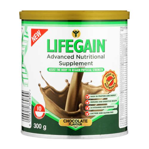 LIFE GAIN CHOCOLATE 300g